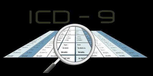 ICD-9-CM  معرفی و شرح استاندارد بین المللی طبقه بندی بیماری ها نسخه 9
